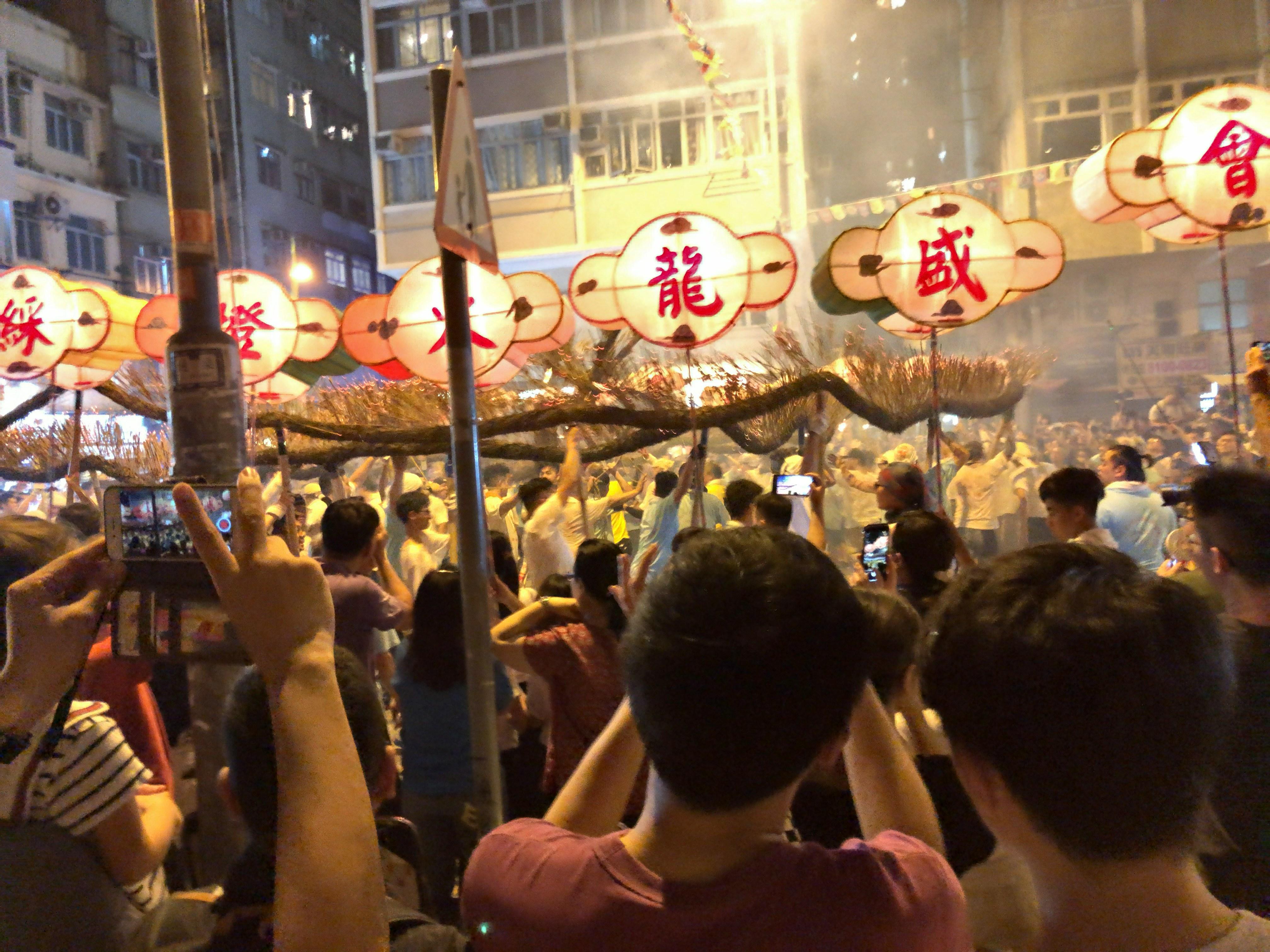 香港旅行2019(中秋節)