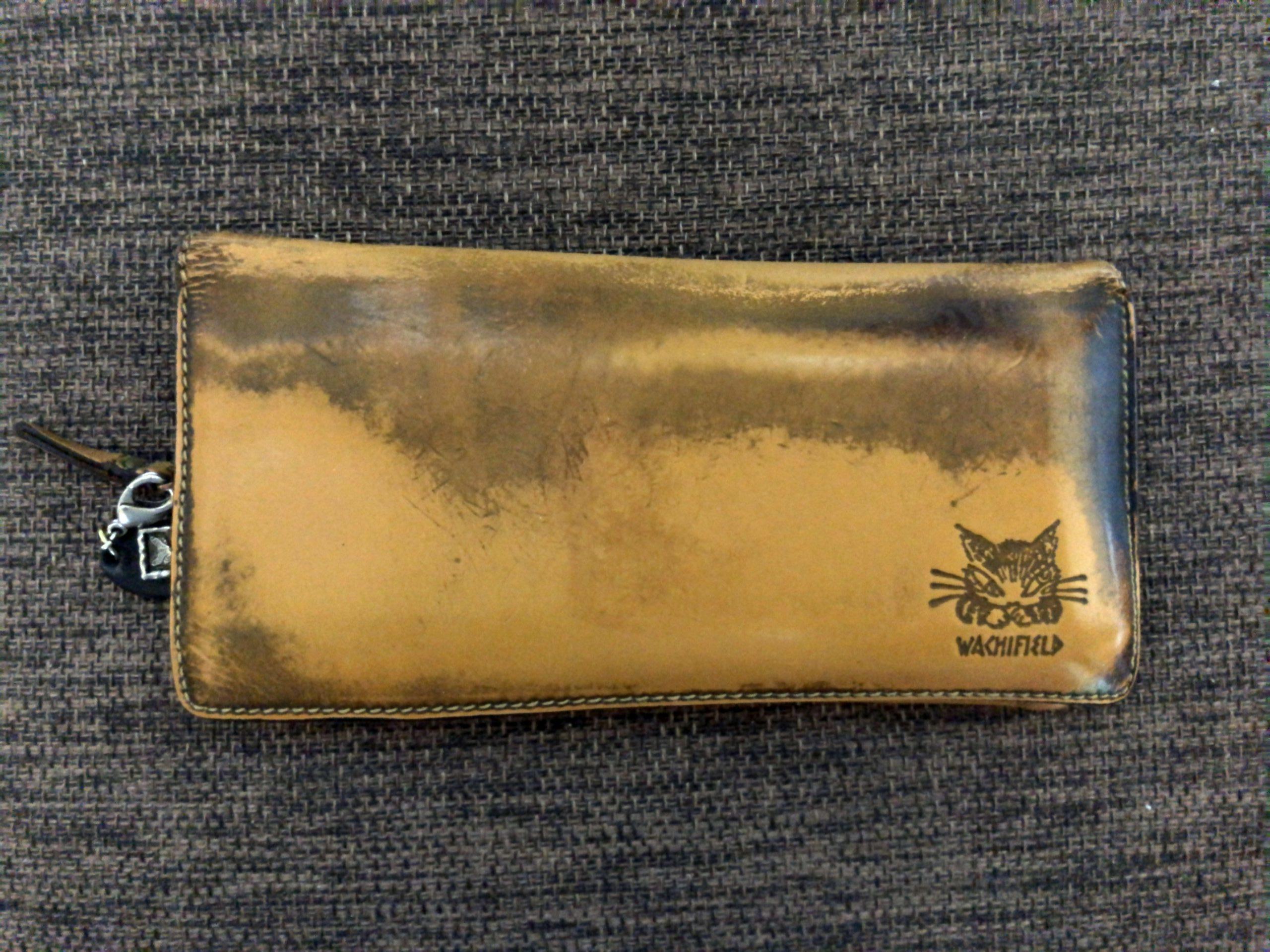 サンエーで財布を紛失してしまった。。。