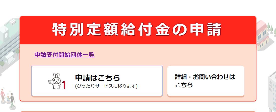マイナポータルでオンライン申請しました!