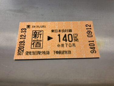 東京旅行2019_12(大回り 南関東コース)